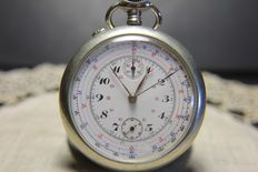 Pocket chronograph watch – early 20th Century