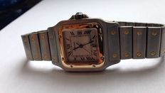 Cartier Santos Galbee XL size - men's wristwatch - 1990s