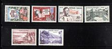 France 1959/1992 - complete collection