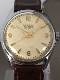 Junghans Meister -- Men's wristwatch -- Around the 1960s
