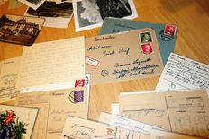 approx. 150 x German FELDPOST from WW2 letters & picture postcards, forces' postal service