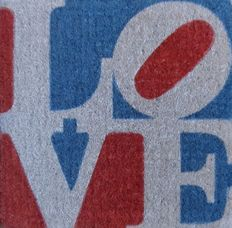 Robert Indiana - French Love