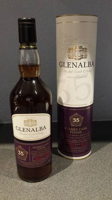 Glenalba Sherry Cask Finish - 35 years old