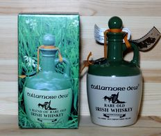 Tullamore Dew Irish Whiskey 750 ml, 40%vol (Ceramic Jug) - unopened, incl. Original Box