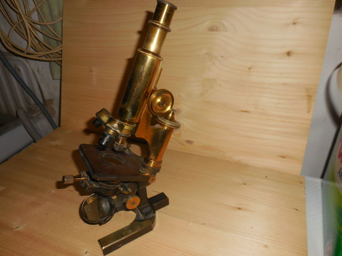 Microscope from carl zeiss jena ca serial number