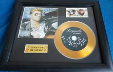 George Michael Signed Autograph Signed Picture