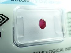 Ruby- 0,56 ct