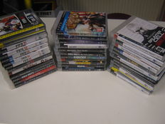 Lot of 35 PS3 games - FIFA 08, 10, 11, 12, 13, 14, 15, Godfather, South Park, Saints Row 3&4, Bioshock, Far Cry 3, Black Ops 2, etc