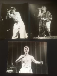 Etty Inman - LFI - David Bowie - Madison square gardens - 1978