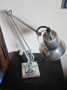"Herbert Terry & Sons Ltd. Redditch - tafellamp ""Anglepoise 1227"""