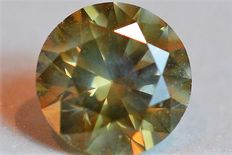 Diamond – 1.10 ct – CISGEM Report No. 4291IAAB
