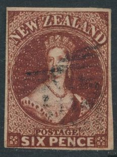 New Zealand - Collection on stock cards and in sachets