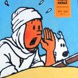Hergé / Tintin auction