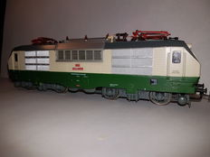 Piko H0 - 5/6220 - Electric locomotive E499 of the Czechoslovakian State Railways