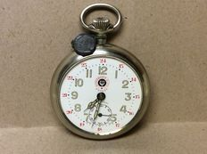 Rosskopf (Roskopf copy) – men's pocket watch 1910