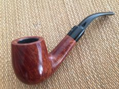 "Sasieni "" One Dot "", Specially Selected by Joel Sasieni, ultra rare pipe, 1919/1924, fish tail logo, collector 's dream!!!!"