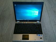 HP EliteBook 6930p business notebook - from 2008 - Intel Core2Duo 2.4Ghz, 2GB RAM, 160GB HD, Windows 7