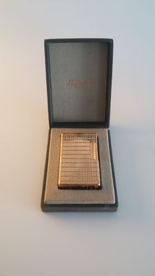 S.T. Dupont Lighter L1 20 Microns Gold Plating