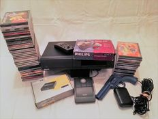 Philips Matchline CDi 220/20 with huge software collection - including the 3 Zelda games & Hotel Mario