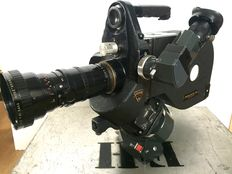 Fully functional Eclair NPR 16mm motion picutre camera kit with AATON motor and 12-120 Angenieux zoom
