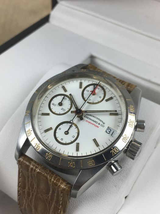 a935757ee2a Eberhard   Co Champion Automatic Chronograph