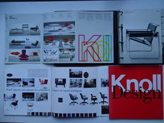 KNOLL Design & Collection - set of informations about the Knoll Collection and its designers