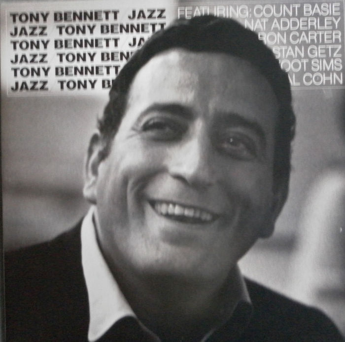 The Jazz Giants 19 LP's & Three 2 Lp's Albums : Tony Bennett - Duke Ellington - Bousquet - Sy Oliver - Quincy Jones - Harry Edison - Art van Damme - Charlie Barnet and many more.