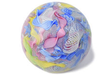 A.VE. M.  (Murano) - Rare Paperweight from the Notturno series
