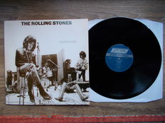 Lp The Rolling Stones : Very Rare Limited Edition Collertors , Unofficial Releases