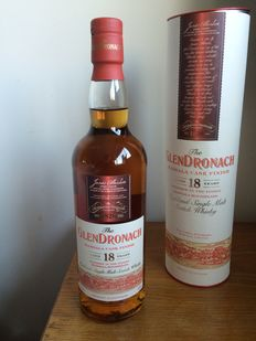 Glendronach Marsala 18 years old