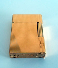 ST Dupont Gatsby Lighter - Gold Plated - Like New