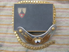 NS-Warrior's society (DRKB), ring collar 3. Reich Germany