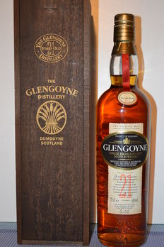 "Glengoyne, 'Big Red"" 21"