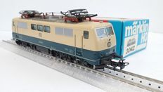 Märklin H0 - 3042 - E-loc BR 111 by the DB