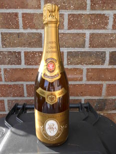 1985 Louis Roederer Cristal Brut Millesime - 1 bottle