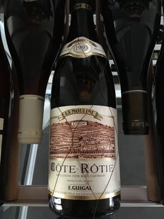 1993 – E. Guigal – La Mouline – Côte-rôtie – 1 bottle – 75 cl