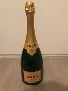 Krug La Grande Cuvée – 1 bottle 163eme Edition Brut – 1 bottle