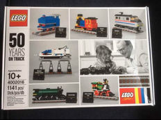 Employee Gift - 4002016 - 50 Years on Track