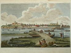 Nijmegen; Percival Barlow - View of Nimeguen - 1790