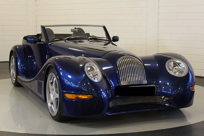 Morgan - Aero 8 descapotable - 2002