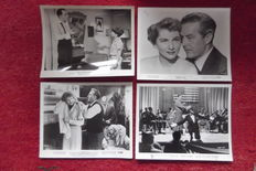 Movie stills / Over 280 movie stills photos from movies and movie-stars from the 1950s - 25x20cm/ 8x10 inches
