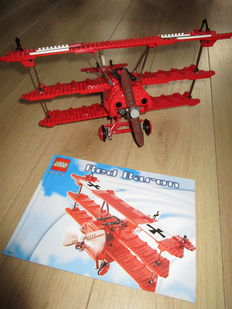 Sculptures - 10024 - Red Baron