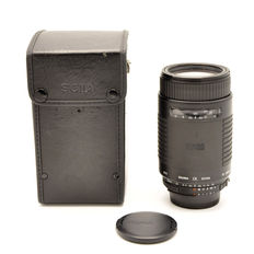 Sigma DL zoom 75-300mm F4-5.6 for Nikon (1140)