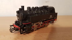 Märklin H0 - From set 29185 - Tank locomotive BR 81 of the DB