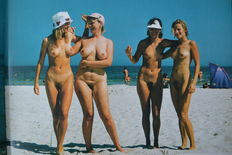 Nudism; Lot with 2 photo books by Dieter Nagel - 2001/2002