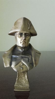 L. Tricard - Napoleon - Gilt bronze seal for sealing wax