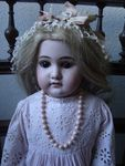 Regardez Antique doll - A.M. 3 DEP 3700 - Germany.