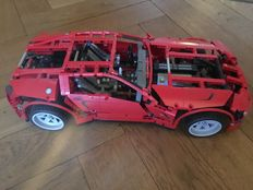 Technic - 8070 - Supercar