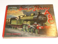 ABC; Father Tuck's Book of trains ABC - undated