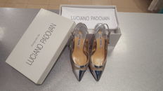 Luciano padovan heels**mint** size 37